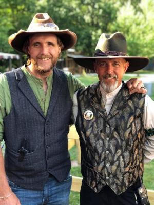 CC Top and Deuce Stevens