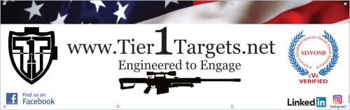 Tier 1 Targets Banner
