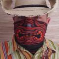 Tiki Cowboy